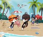 Genshin Impact Summer