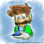 Luigi and Bird
