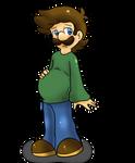 Pregnant Luigi :b