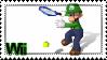 My luigi stamp by MariobrosYaoiFan12