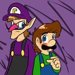 Luigi and Waluigi
