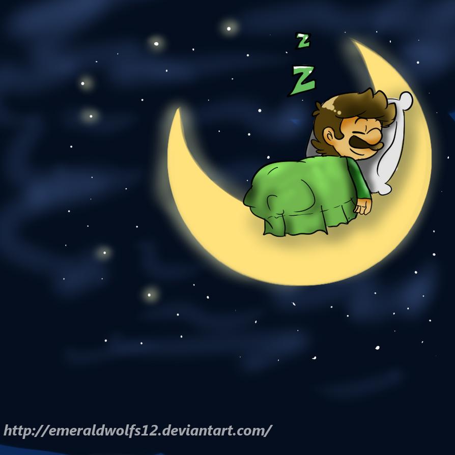 Sleeping At Night By MariobrosYaoiFan12 On DeviantArt