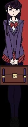 Commission: Komi San normal