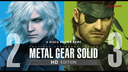 Metal Gear Solid HD EDITION (PlayStation Vita) by Outer-Heaven1974