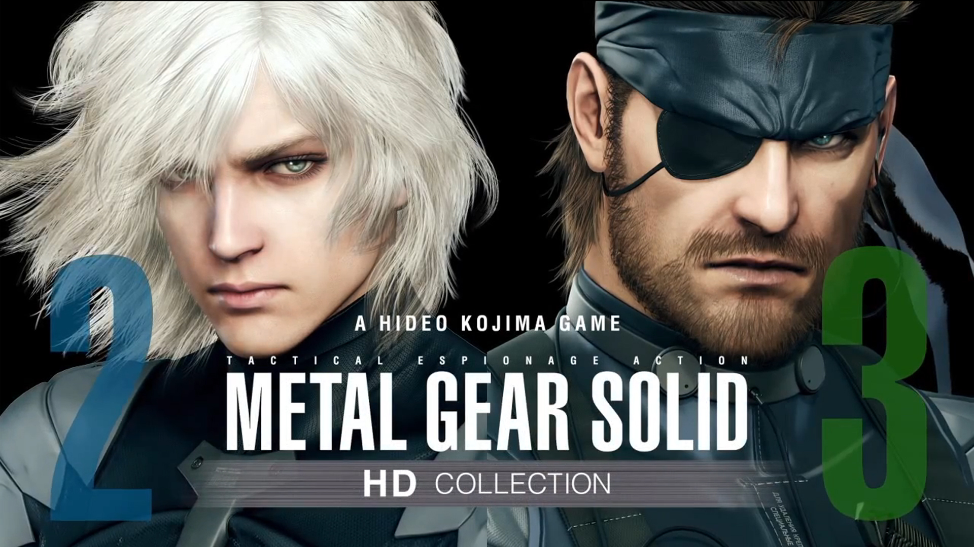 Metal Gear Solid Hd Collection Gameplay