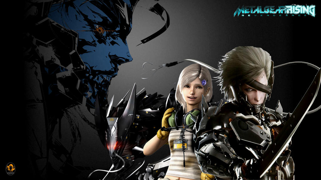 Metal gear rising revengence raidensunnywolf by outer heaven1974 voltagebd Choice Image