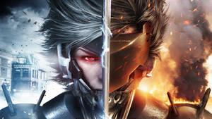 Metal Gear Rising Revengence (Raiden) PS3