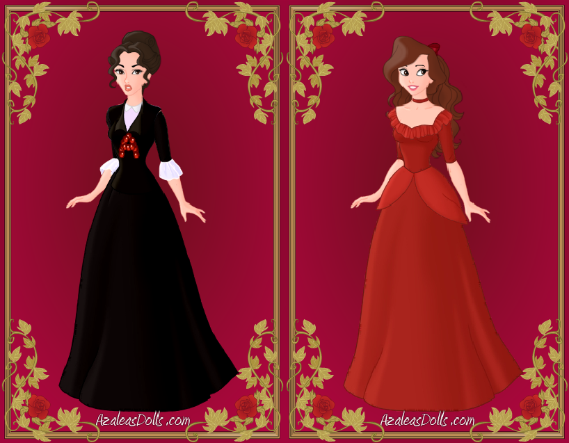 the scarlet letter - hester and pearl by pastel-dolls on deviantart