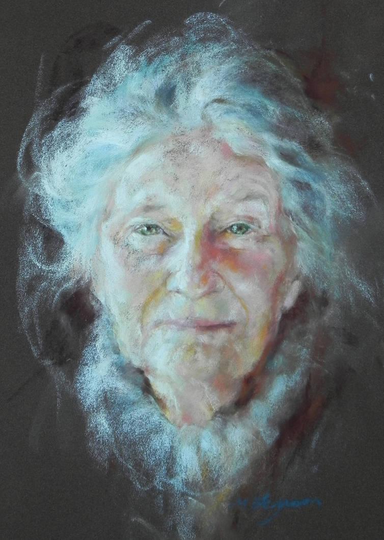 An Irish lady by portvoller