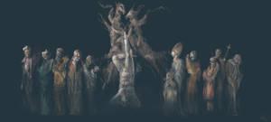 The Hanged Man by Mitchellnolte