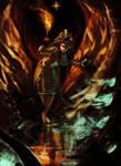 Inanna Enters the Underworld