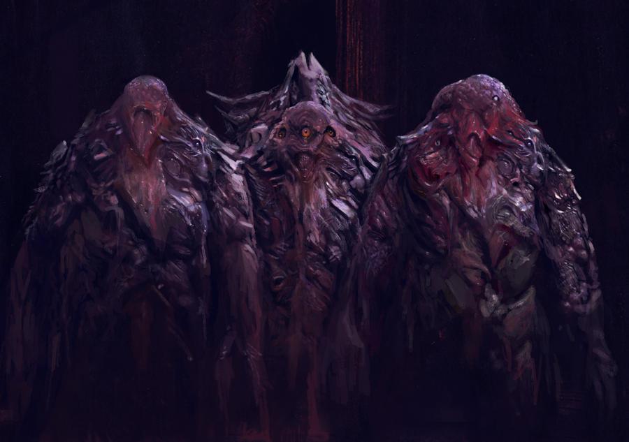 Demons of Habit by Mitchellnolte