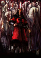 Vlad The Impaler by Mitchellnolte