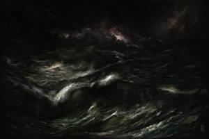 Tiamat by Mitchellnolte