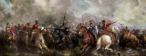 Cavalry Battle 1813