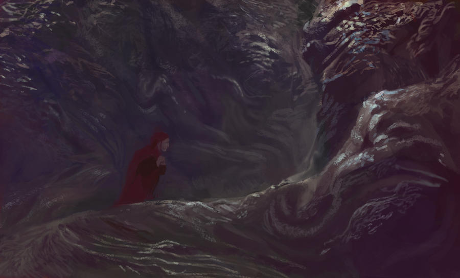 Dante's Inferno: Canto I by Mitchellnolte