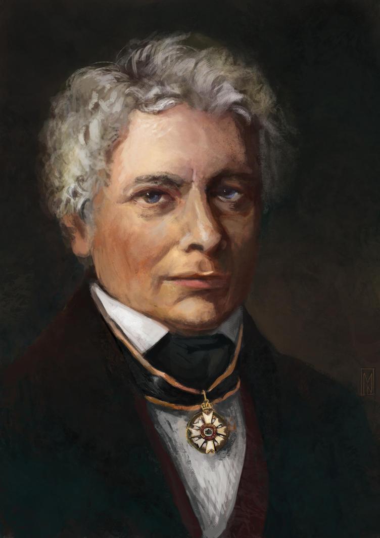 Friedrich Wilhelm Joseph von Schelling by Mitchellnolte