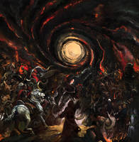 Servants of the Counter-Cosmos by Mitchellnolte