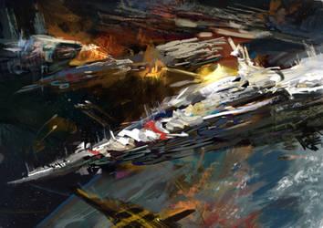 Star Fleet Armada Rogue Adventures by Mitchellnolte