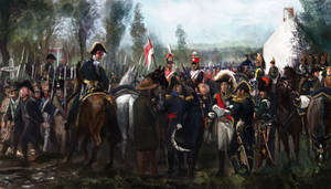The Road to Wavre: Scourge of War Waterloo