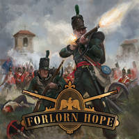 95th Rifles - Album art for Forlorn Hope by Mitchellnolte