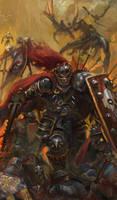 Drakkarim Assault! by Mitchellnolte
