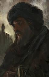 Alhazred by Mitchellnolte