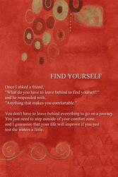 Find Yourself - PrintsForLit