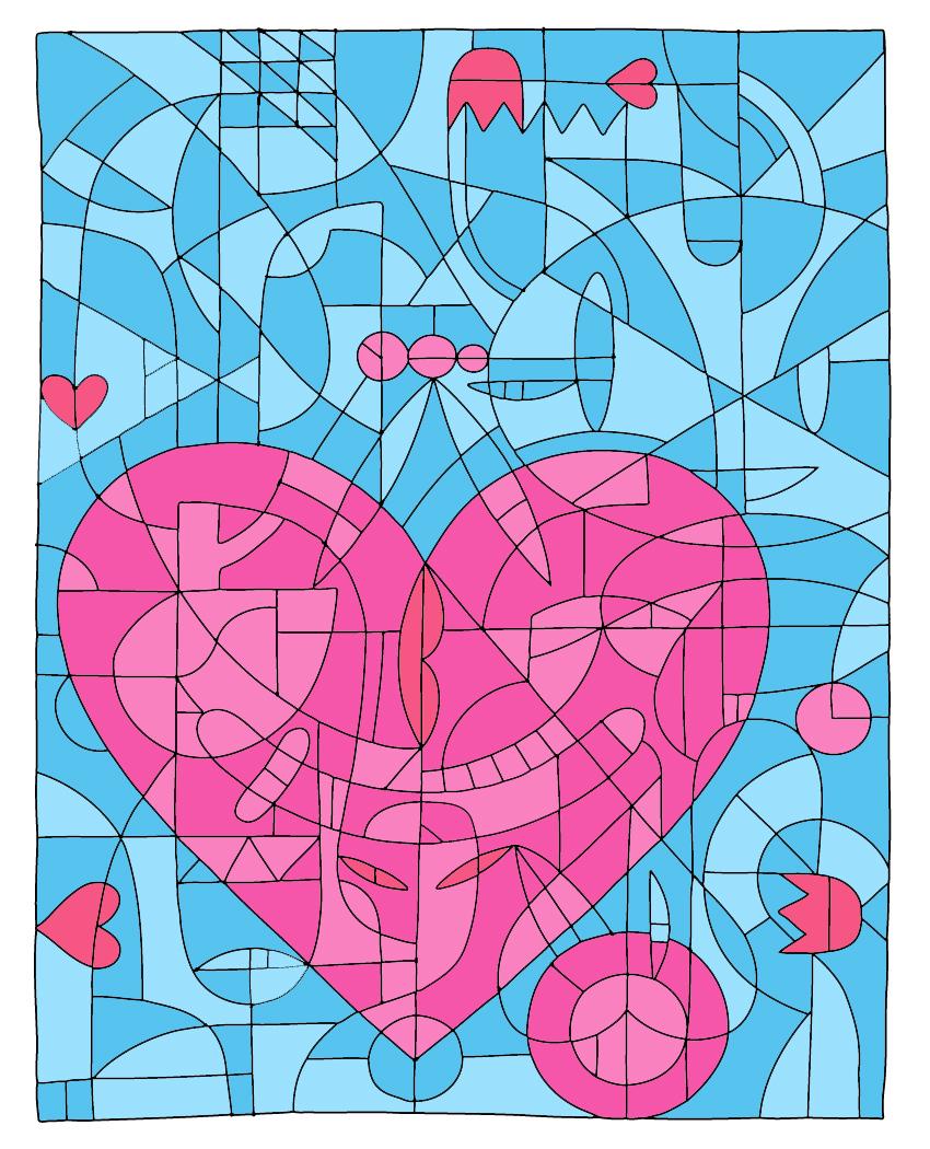 Fella's Valentine by TerrorCookie