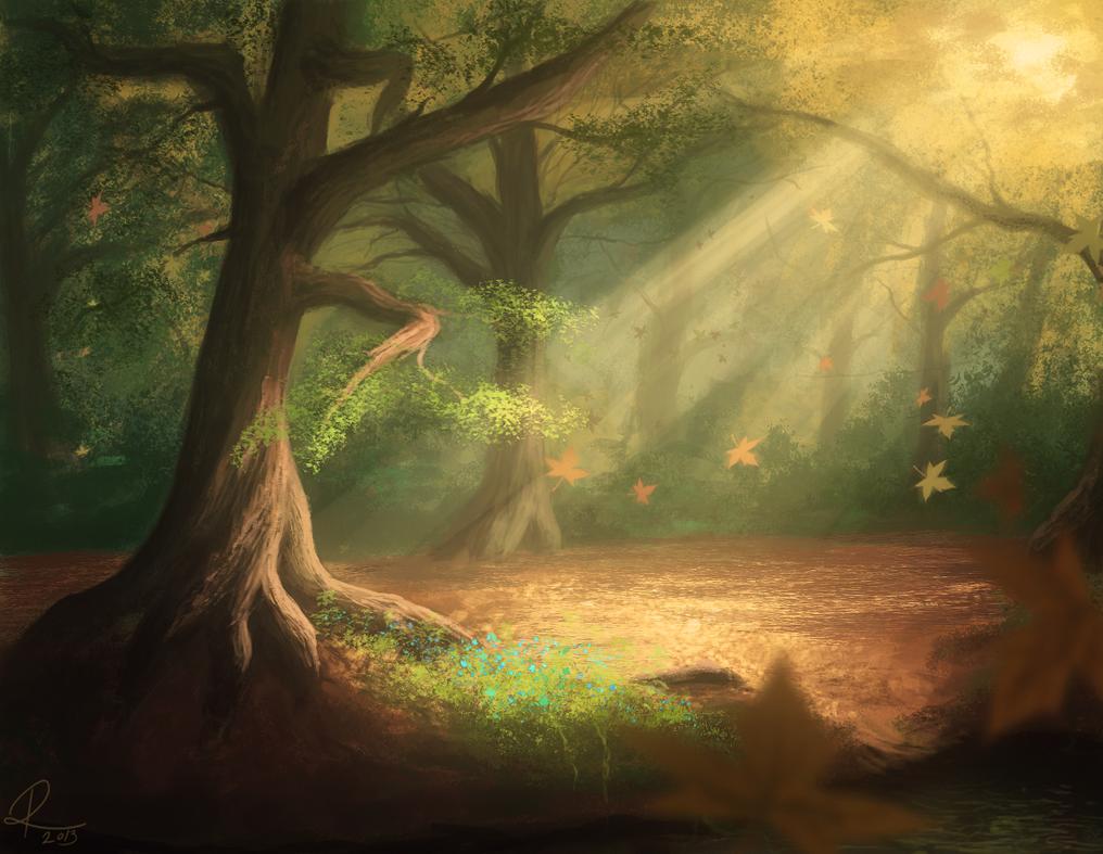 Landscape01 by riikozor