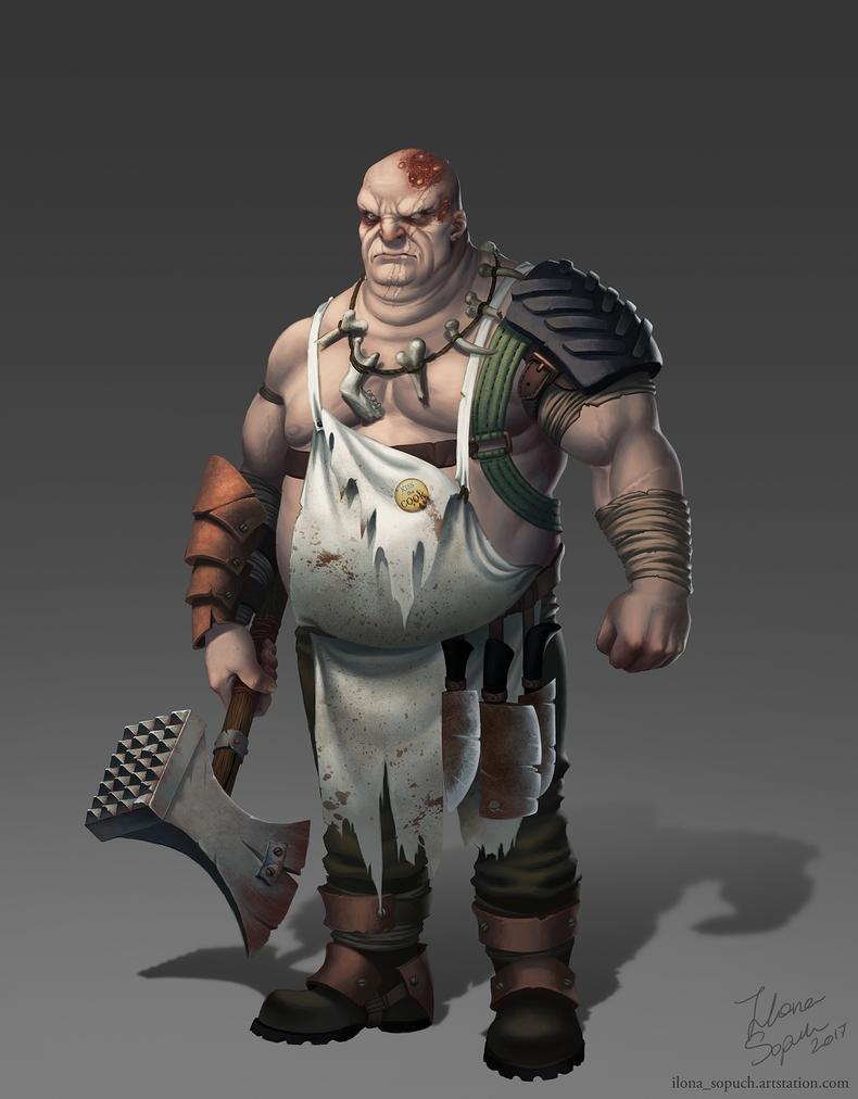 Chief by riikozor