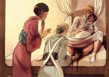 Alba's birth by Tenkamchi-Sama