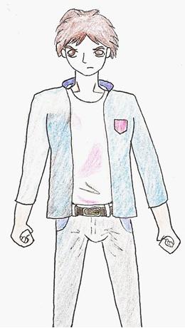 TBOS Reference- Megumi Tadashi by HotaruofKonoha