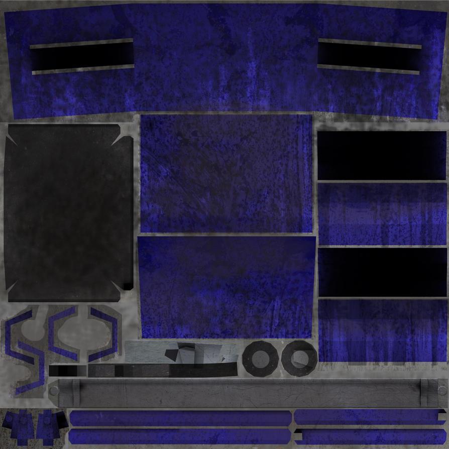 3D Model Dumpster Texture by Lordsabre09 on deviantART