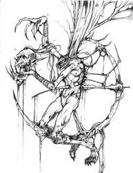 Mortem Ex Machina by grimhouse