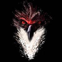 Prehistoric Bird by Jovilicioso