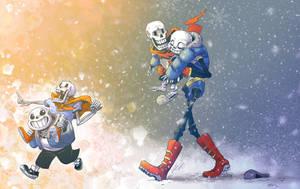 Growing Bones by ZaraLT