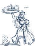 Synne Waitress