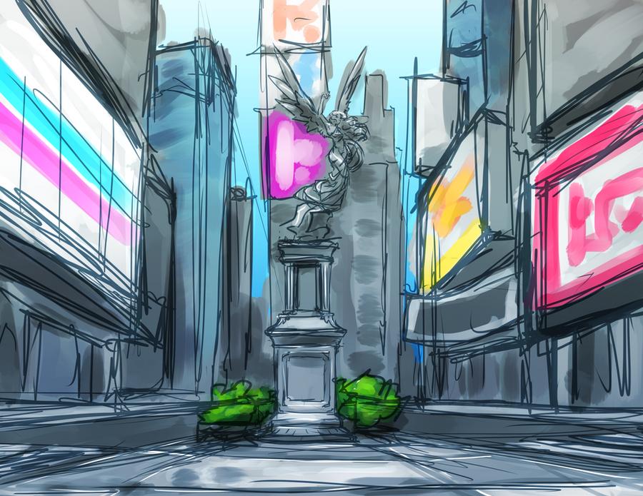 Street stage by N647