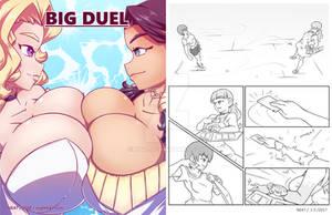 Big duel minicomic
