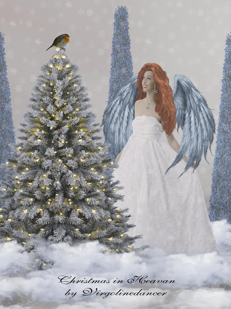 Christmas in Heaven by virgolinedancer