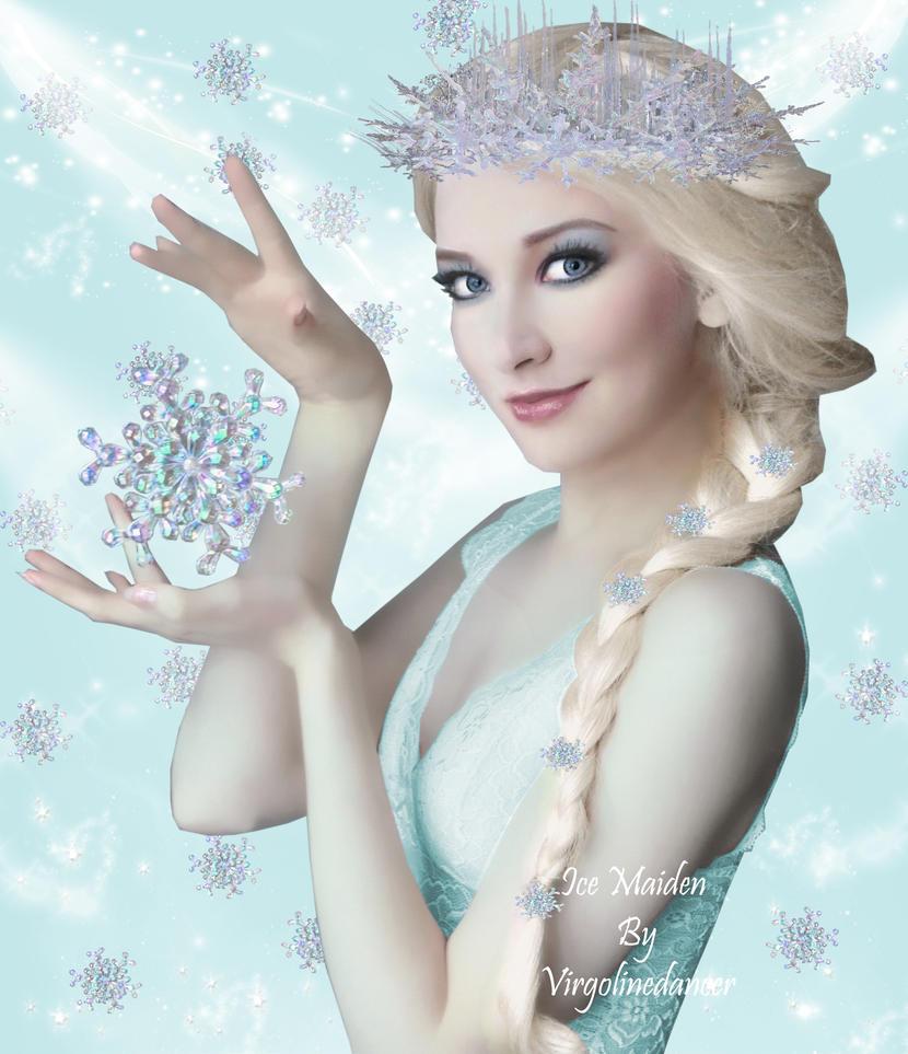 Ice Maiden by virgolinedancer