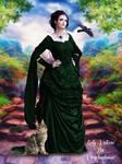 Lady Victoria by Virgolinedancer