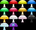 Mushroom Awards by tahbikat