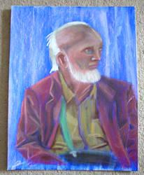 Old Man by juani-hokshana