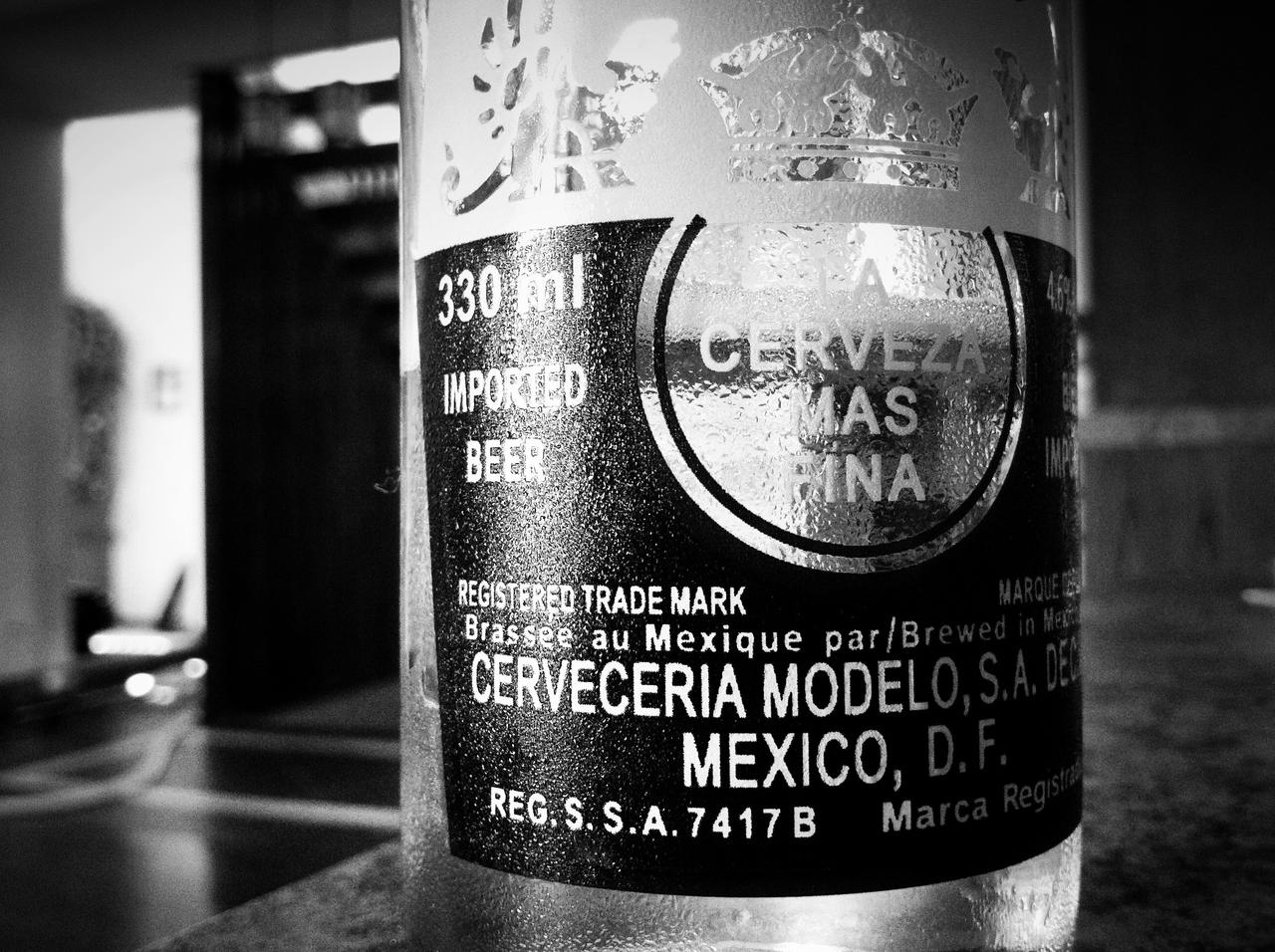 La Cerveza Mas Fina by godofodd