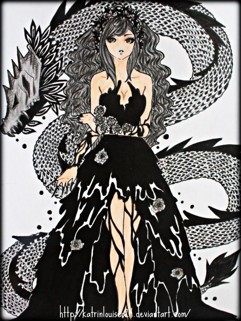 ::Black Blood:: by KatrinLouiseo24