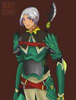 ::Warrior Gin:: by KatrinLouiseo24