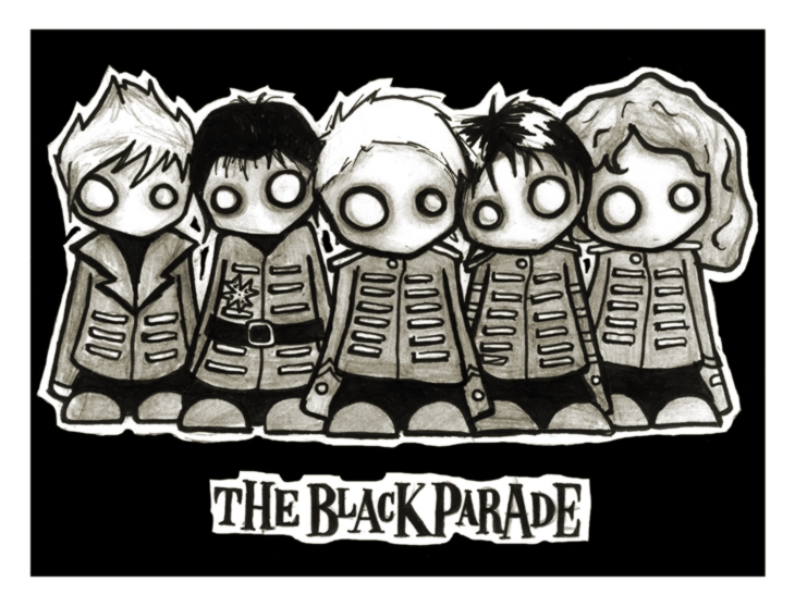 The Black Parade by x-a-e on DeviantArt