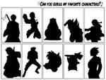 Fav. Character Meme Quiz